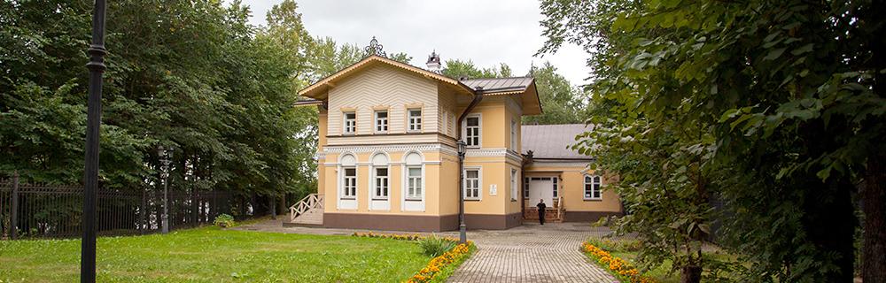 Дом-музей градоначальника икупца Ивана Милютина