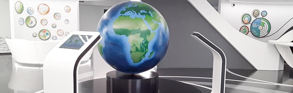 Интерактивный центр «Зелёная планета»