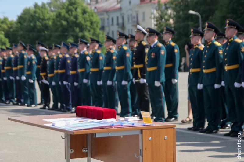 Пожелания выпускникам военного училища