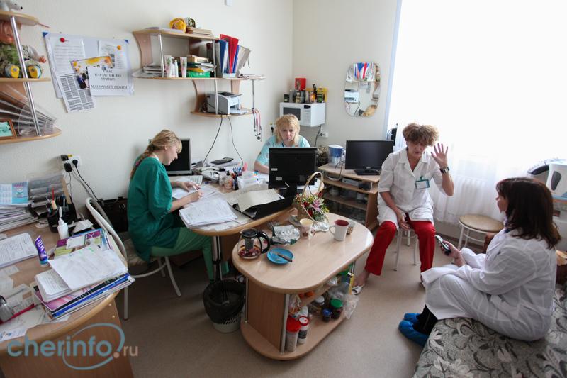 Поликлиника 1 череповец милютина 6 расписание