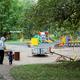 Детская площадка впарке 200-летия Череповца