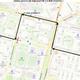 Фото: схема движения автобусов вобъезд Ленина иперекрытие путепровода
