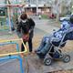 Карусель для детей-инвалидов