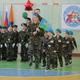 Финал городского конкурса смотра строя ипесни среди детских садов «Солдатушки, бравы ребятушки!»