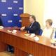Подлисание соглашения между «Единой Россией» исоветом ветеранов