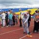 Финал спортивного фестиваля школьных лагерей