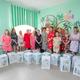 Вручение наборов для новорожденных вгородском роддоме