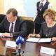 Подписание соглашения оботкрытии инженерных классов