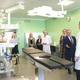 Открытие после ремонта оперблока МСЧ «Северсталь»