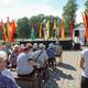 Открытие парка Победы