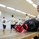 Тренировка фехтовальщиков