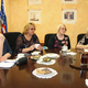 Заседание Союза женщин