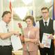 Награждение выпускников