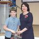 Награждение победителей олимпиады школьников