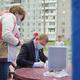 Алексей Канаев голосует