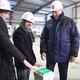 Запуск завода фибролитовых плит