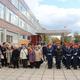 Открытие мемориальной доски Нине Соколовой