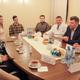 Встреча смолодыми врачами вмедсанчасти «Северсталь»