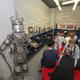 Открытый урок вМузее металлургической промышленности