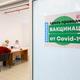 Пункт вакцинации откоронавируса в«Интерсити»