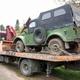 ГАЗ-69. Фото изличного архива Любови Осиповой
