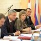 Заседание комиссии попроведению конкурса назамещение должности мэра Череповца.