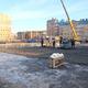Начало строительства здания городского суда вЧереповце