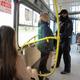 Проверка масочного режима вавтобусах