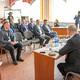 Прием бизнес-делегации изНорвегии иФинляндии
