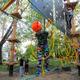 Веревочный парк вКиО