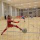Новый спортзал вДоме физкультуры