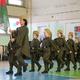 Смотр строя ипесни среди детских садов «Солдатушки, бравы ребятушки!»