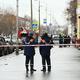 Перекрытие улицы Металлургов