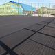 Ремонт спортивных площадок настадионе «Металлург»