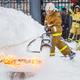 Шоу пожарных «Лед ипламя»