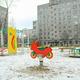Детская игровая площадка удома №17 поулице Гоголя