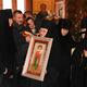 Открытие Новолеушинского женского монастыря