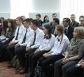 Студенты ЧГУ обсудили солимпийскими чемпионами спорт иполитику