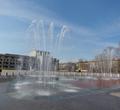 ВЧереповце первый запуск светомузыкального фонтана отметят шоу-программой