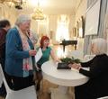 Череповецкий краевед Эльвира Риммер представила новое издание своей книги оМилютине
