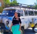 ВЧереповце многодетная мать переделала «буханку» вгламурный семейный автомобиль