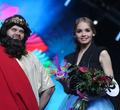 Мисс «Северсталь» стала крановщица Ирина Баданина