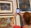 ВЧереповце открылась выставка театральных эскизов