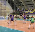 Две волейбольные «Северянки» начали чемпионат России спобед вЧереповце