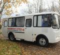 Вчереповецкой горбольнице заработал мобильный фельдшерско-акушерский пункт