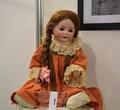 ВЧереповце открылась выставка антикварных кукол иигрушечной мебели
