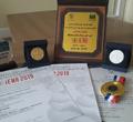 «Северсталь» получила медаль навыставке вГермании закриогенную сталь