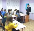 Школа №19 Череповца стала участником городского проекта «Стена памяти»