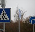 ВЧереповце заменят старые знаки «Пешеходный переход»