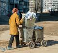 ВЧереповце создали цифровую модель вывоза мусора